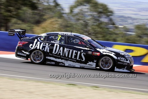 14042 - Todd Kelly & Alex Buncombe, Nissan Altima - 2014 Supercheap Auto Bathurst 1000 - Photographer Craig Clifford