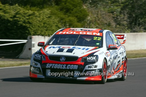 14040 - James Courtney & Greg Murphy, Holden VF Commodore - 2014 Supercheap Auto Bathurst 1000 - Photographer Craig Clifford