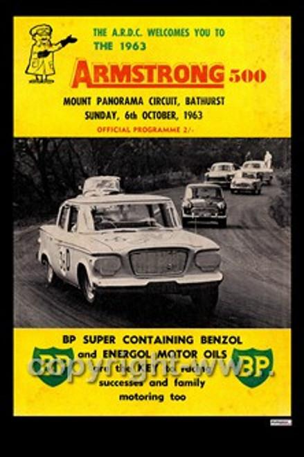 700 - Bathurst Programme 1963