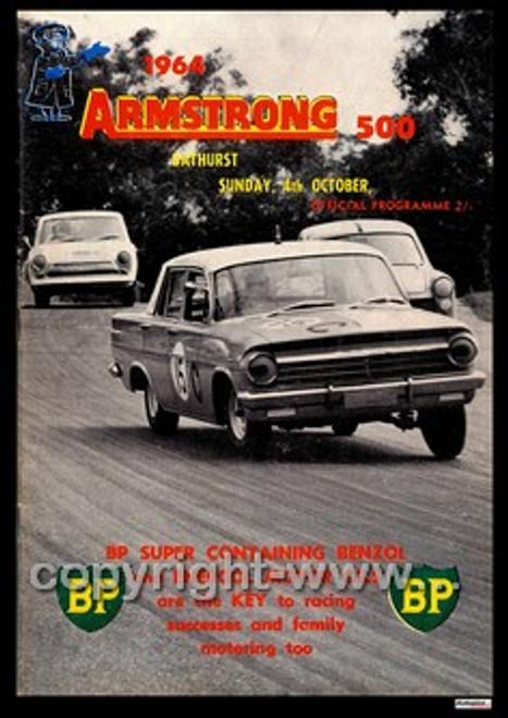 701 - Bathurst Programme 1964