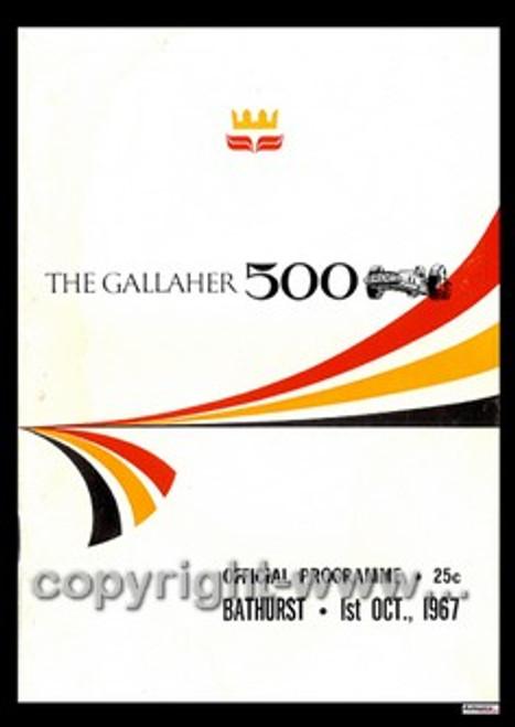 704 - Bathurst Programme 1967