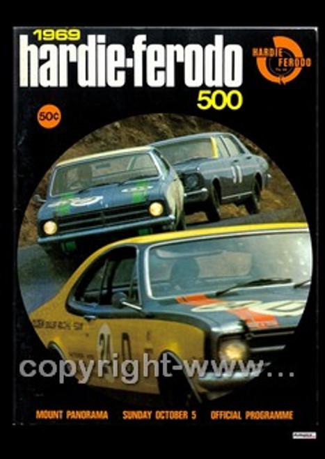 706 - Bathurst Programme 1969