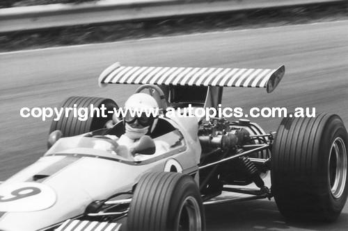 B. Muir  -  Rennmax Climax - Warwick Farm 1969