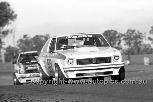 78070 - Fred Gibson Torana A9X - Oran Park 1978 - Photographer Lance J Ruting