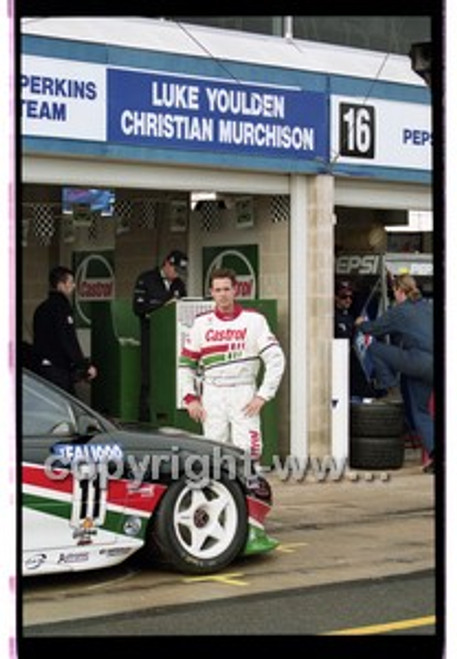 FIA 1000 Bathurst 19th November 2000 - Photographer Marshall Cass - Code 00-MC-B00-109