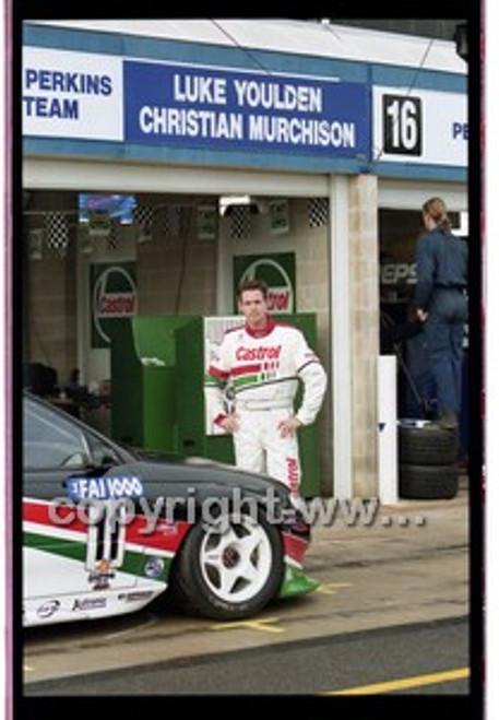 FIA 1000 Bathurst 19th November 2000 - Photographer Marshall Cass - Code 00-MC-B00-111