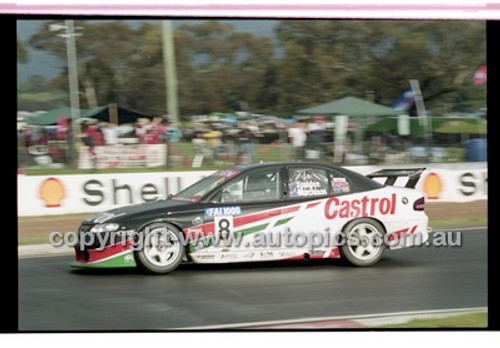 FIA 1000 Bathurst 19th November 2000 - Photographer Marshall Cass - Code 00-MC-B00-116