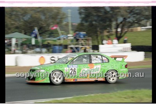 FIA 1000 Bathurst 19th November 2000 - Photographer Marshall Cass - Code 00-MC-B00-118