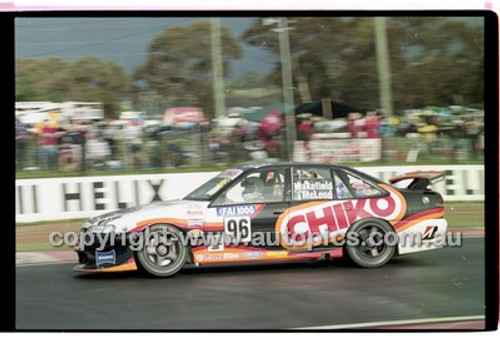 FIA 1000 Bathurst 19th November 2000 - Photographer Marshall Cass - Code 00-MC-B00-120