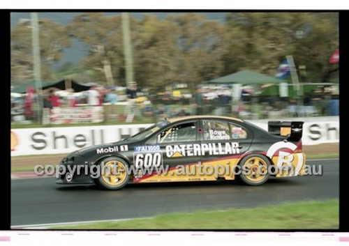 FIA 1000 Bathurst 19th November 2000 - Photographer Marshall Cass - Code 00-MC-B00-124
