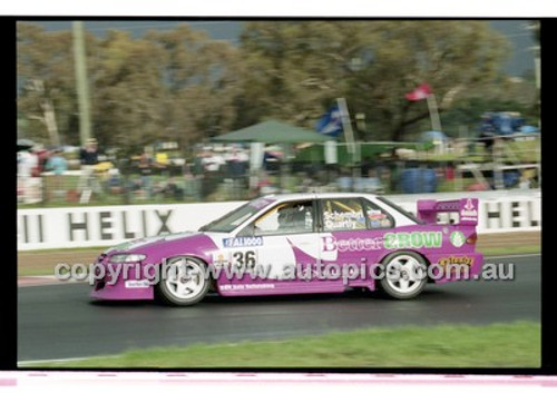 FIA 1000 Bathurst 19th November 2000 - Photographer Marshall Cass - Code 00-MC-B00-125
