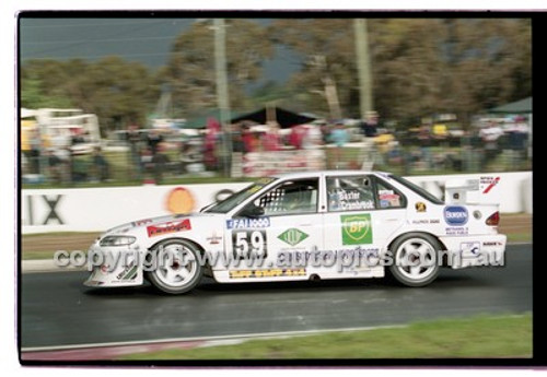FIA 1000 Bathurst 19th November 2000 - Photographer Marshall Cass - Code 00-MC-B00-127