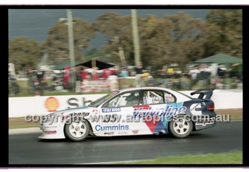 FIA 1000 Bathurst 19th November 2000 - Photographer Marshall Cass - Code 00-MC-B00-128