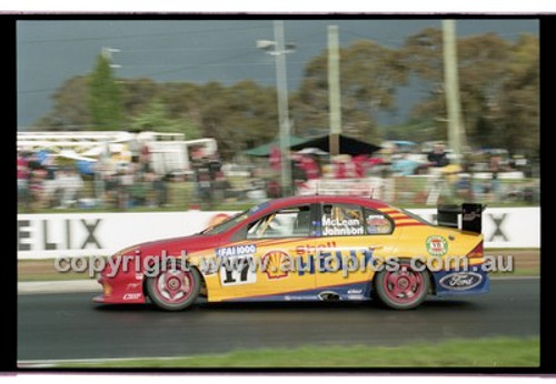 FIA 1000 Bathurst 19th November 2000 - Photographer Marshall Cass - Code 00-MC-B00-131