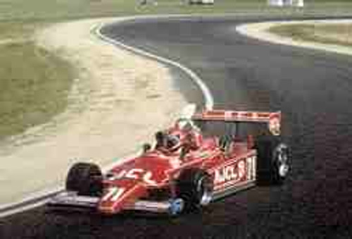 J. Smith  -  Ralt RT4 - Calder Park AGP 1981