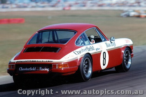 69009  -  Brian Foley  -  Porsche 911S  Oran Park  1969 - Photographer David Blanch