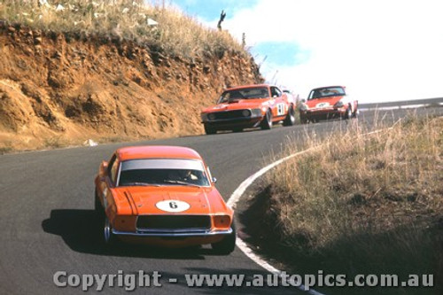 70039  -  Jane / Moffat / Foley   -  Bathurst 1970 - Photographer David Blanch