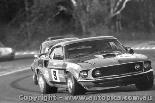 72011  -  A. Moffat  -  Mustang Trans AM  - Warwick Farm 1972