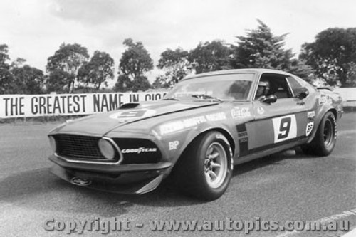 72012  -  A. Moffat  -  Mustang Trans AM  - Sandown 1972