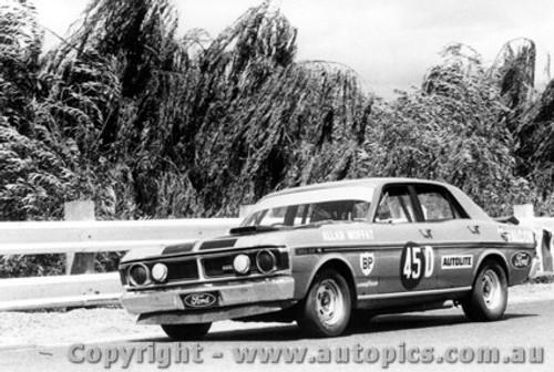 72013  -  A. Moffat  -  Ford Falcon GTHO Phase 3  - Sandown 1972