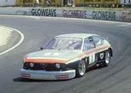81006  -  Tony Edmondson  -  Alfa Romeo Alfetta - Calder Park 1981