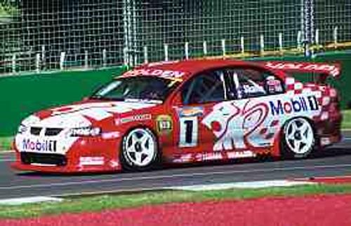 201213  -  Mark Skaife - Holden - Melbourne Grand Prix 2001