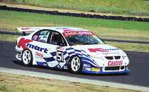 201216  -  Greg Murphy - Holden - Eastern Creek 2001