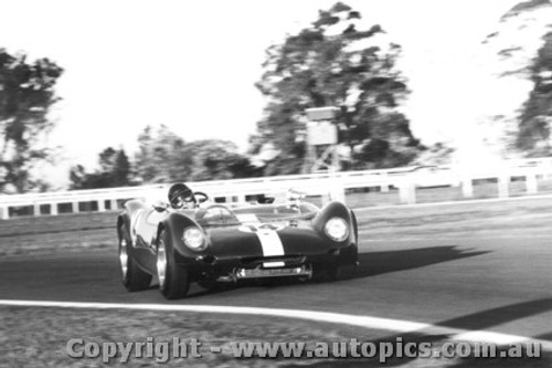 66404  -  Greg Cusack   -  Lotus 23B - Warwick Farm 1966 - Photographer Lance Ruting - Photographer Lance Ruting