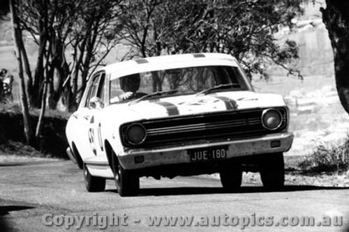 67702  -  Geoghegan / Geoghegan  -  Bathurst 1967 -2nd Outright - Ford Falcon XR GT