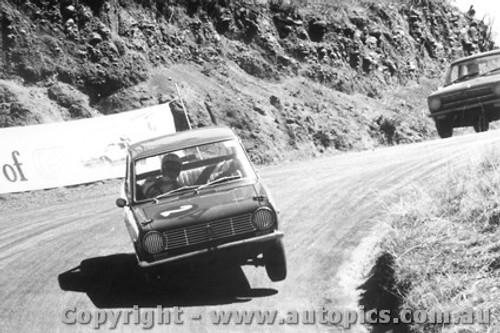 67703  -  Roxburgh /  Whiteford  -  Bathurst 1967 - Class A winner -Datsun 1000