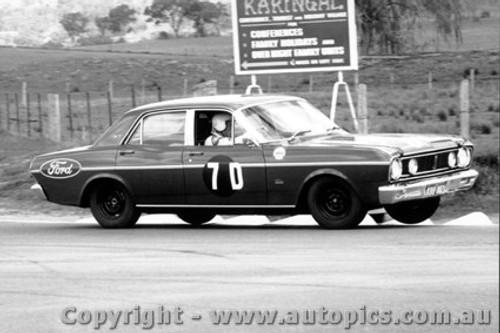 68708  -  McKeown / Martin  -  Bathurst 1968 - Ford Falcon GT Auto