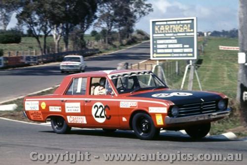 69714  -  Graham Ryan & Mike Kable - Valiant Pacer - Bathurst 1969