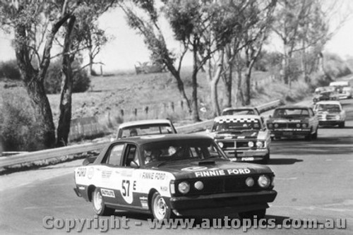 71706  -  D. McKay  -  Bathurst 1971 - 3rdt Outright - Ford Falcon GTHO Phase 3
