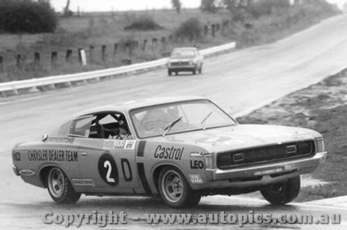 72711  -  L. Geoghegan   -  Bathurst 1972 - Valiant Charger