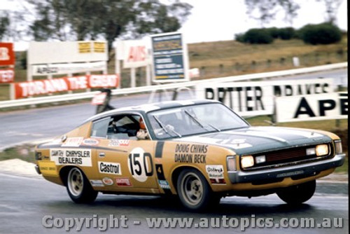 72712  -  D. Beck / D. Chivas  -  Bathurst 1972 - 3rd Outright - Valiant Charger