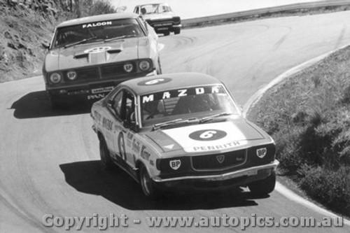 75708  -  D. Holland / H. Fushida  -  Bathurst 1975  Class C Winner   Mazda RX3