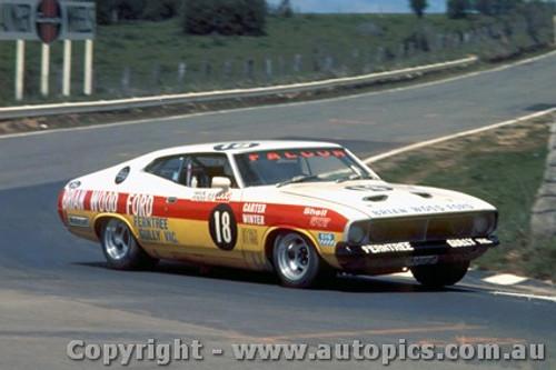 75717  -  Carter / Winter  -  Bathurst 1975 - Falcon
