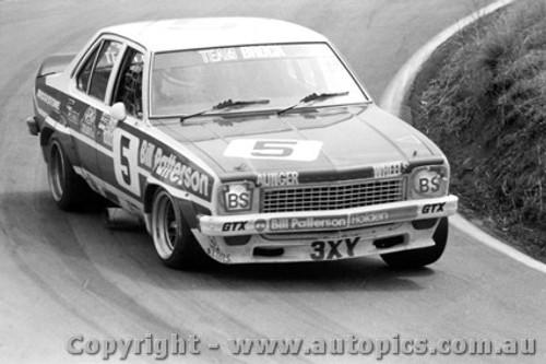 76708  -  Peter Brock / Philip Brock  -  Bathurst 1976   3rd Outright  Torana L34 SLR5000