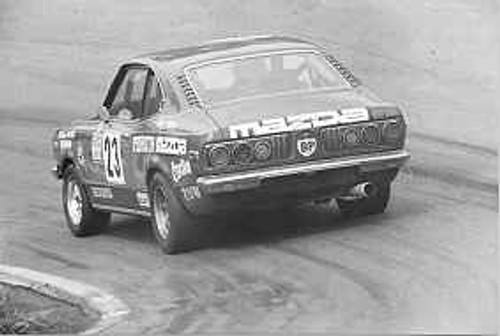 76714  -  D. Holland / L. Brown  -  Bathurst 1976    Class C  2nd Place - Mazda RX3