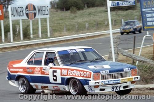 76725  -  Peter Brock / Philip Brock  -  Bathurst 1976   3rd Outright  Torana L34 SLR5000