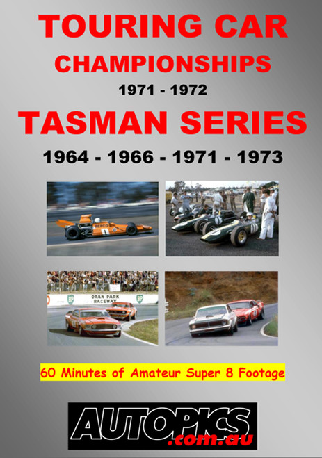 129 - Touring Cars & Tasman Series DVD