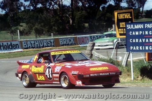 81711  -  B. Jones / G. Leeds    Bathurst 1981  Mazda RX7