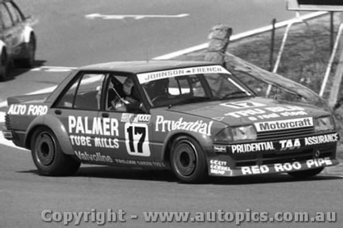 82708  -  Dick Johnson  -  Ford Falcon XD  Bathurst  1982