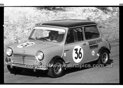 A. Dietrich Morris Cooper S - Amaroo Park 31th May 1970 - 70-AM31570-081