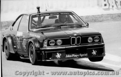 83701  -  Jim Richards    BMW  Bathurst  1983