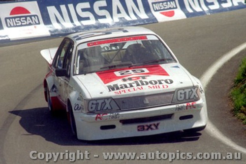 83705  -  P. Brock   -  Bathurst 1983 - 1st Outright - Commodore VH - The car he finished in.