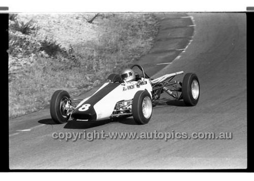 Alan Vincent Bowin  Formula Ford - Amaroo Park 31th May 1970 - 70-AM31570-135