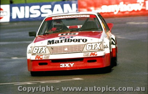 83706  -  P.Brock / L. Perkins   Bathurst 1983  1st Outright - Commodore VH  The car they started in.