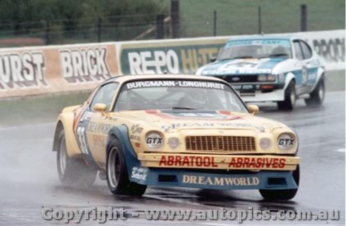 83715  -  M. Burgmann / T. Longhurst    Bathurst 1983  Camaro