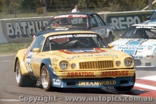 83716  -  M. Burgmann / T. Longhurst    Bathurst 1983  Camaro